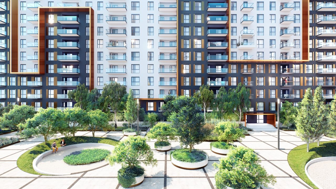 """Irina Albu, sales director: """"It`s really hard not to fall in love with at least one of the apartments in Parcului20"""""""