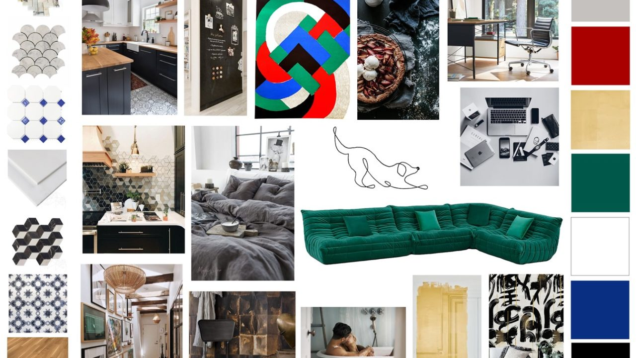 Furnish your apartment using DallesGo students' interior design suggestions