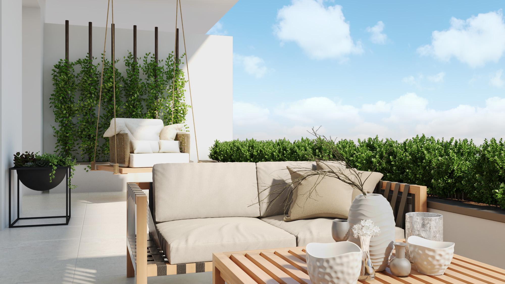 Oferta lunii mai – Apartament cu 3 camere, tipul 6
