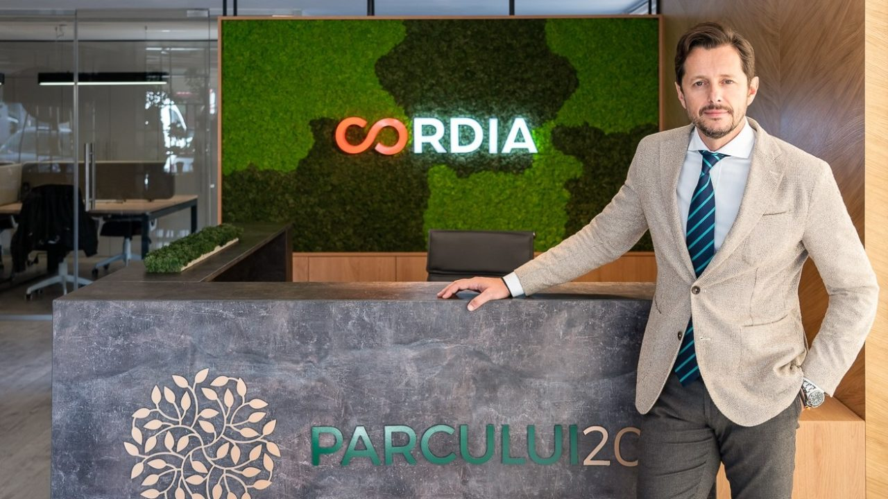 """Mauricio Mesa Gomez, country manager of Cordia Romania: """"We are proud that Parcului20 proved to be a residential project perfectly adapted to the new reality"""""""