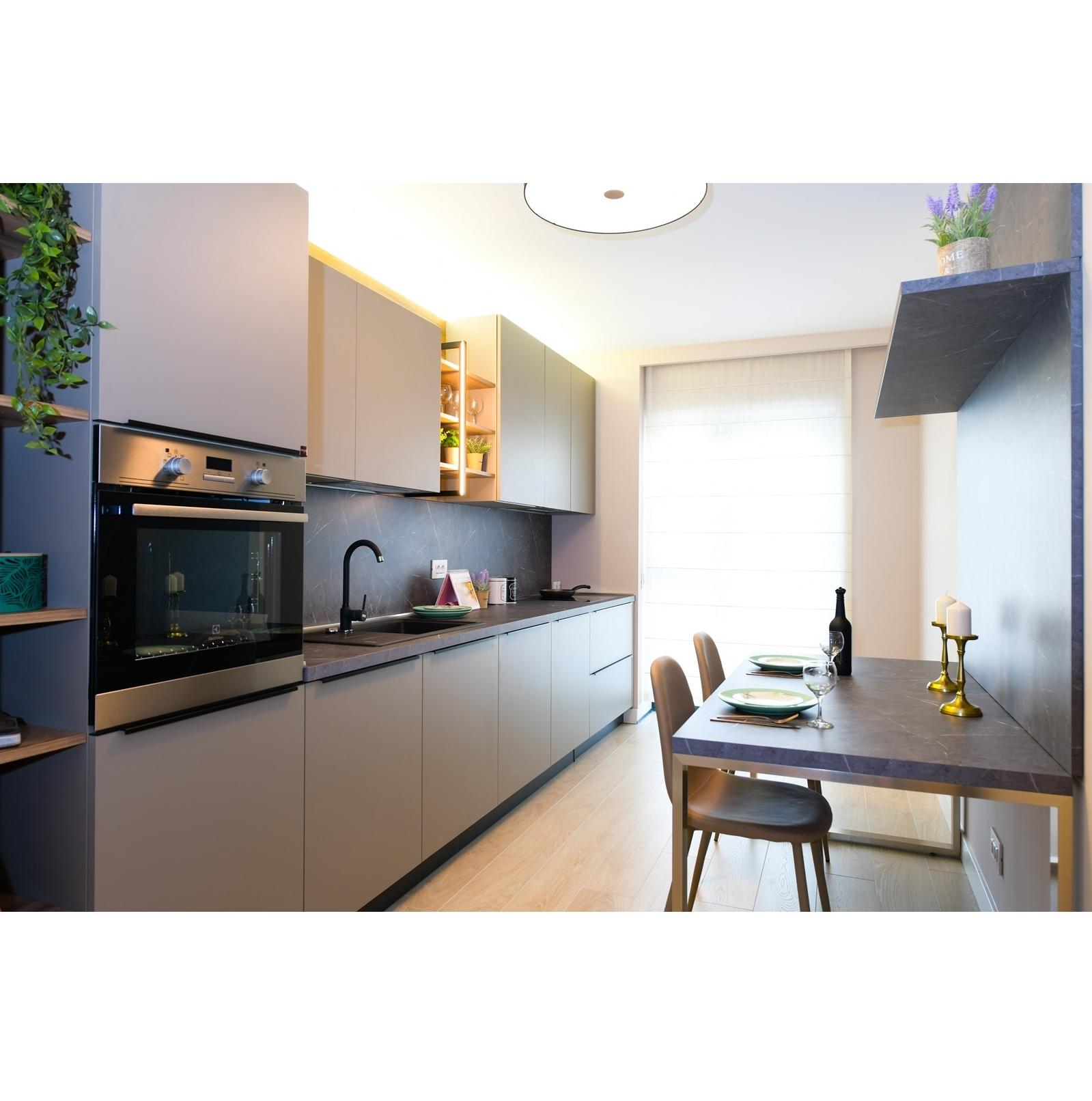 Showroom apartments