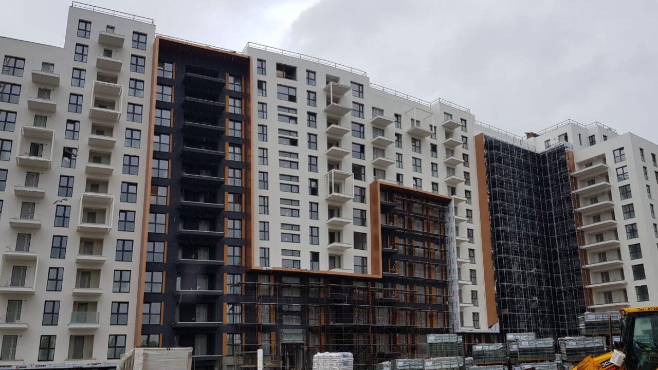 Am început lucrările la faza a doua a Parcului20, în care construim 220 de apartamente