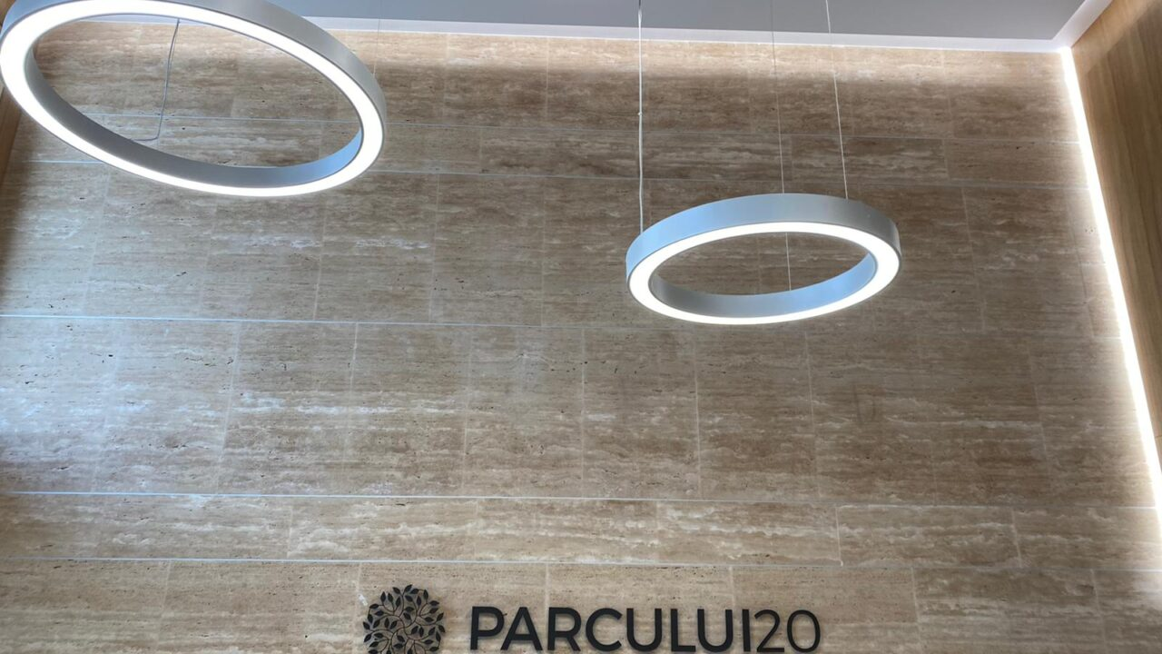 Construction works on Parcului20 phase two are advancing at a fast pace