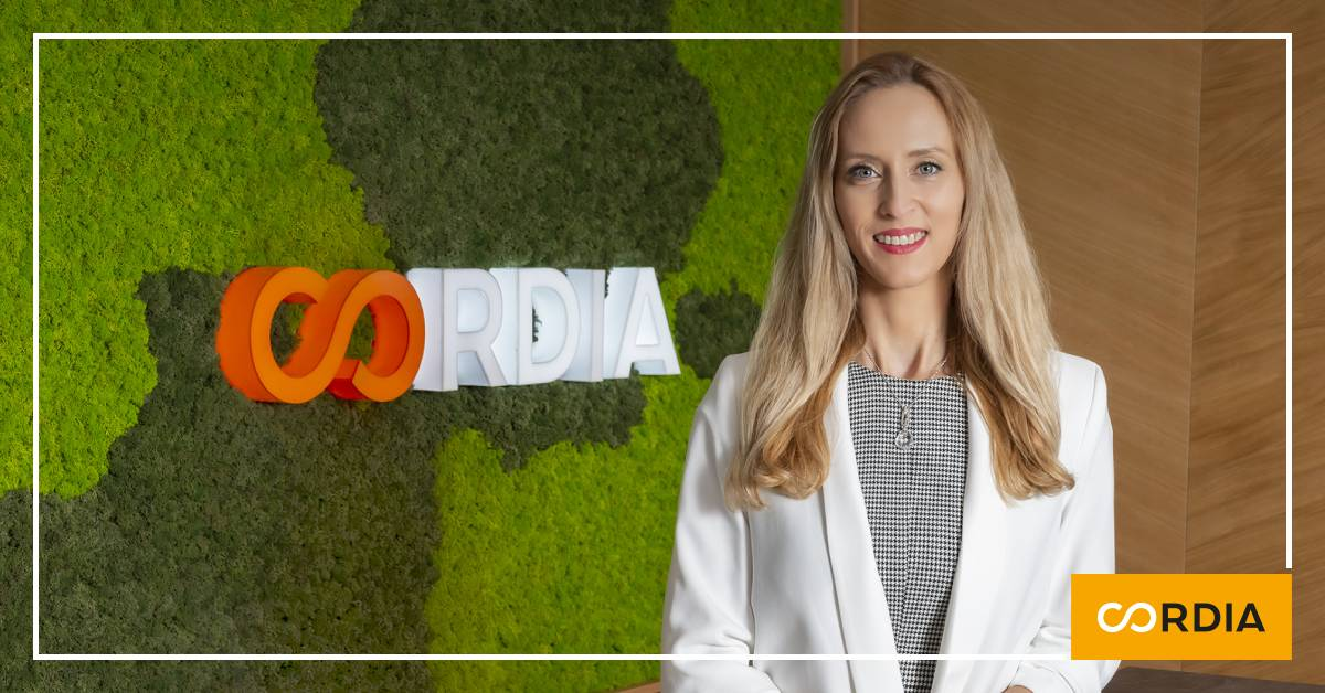 Irina Caraene, Sales Director Cordia Romania @ CEDER 2021