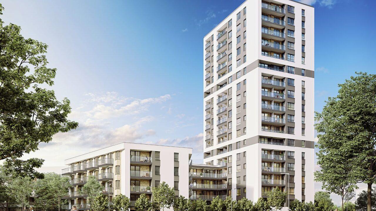 Proiectul Horyzont Praga, care include cea mai înaltă clădire rezidențială din portofoliul Cordia, a fost finalizat